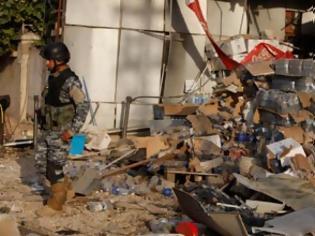 Φωτογραφία για Σειρά επιθέσεων και εκρήξεων με 86 νεκρούς στο Ιράκ