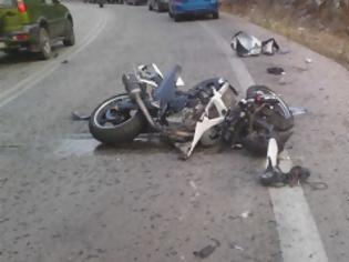 Φωτογραφία για Tραγικό τροχαίο στην Κρήτη: Διασώστης του ΕΚΑΒ αντίκρισε νεκρό το γιο του