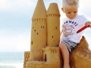 Φωτογραφία για Κάστρα από άμμο που αντέχουν!