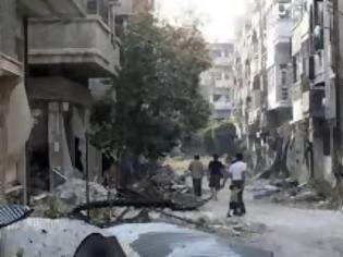 Φωτογραφία για Ο στρατός βομβαρδίζει τζάμι γεμάτο κόσμο στη Συρία 12 νεκροί και πάνω από 30 τραυματίες