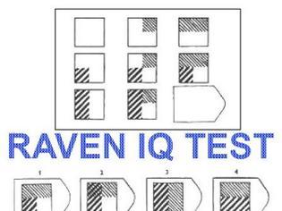 Φωτογραφία για Μετρήστε το δείκτη νοημοσύνης σας - Το Raven IQ Test