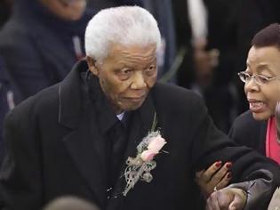 Φωτογραφία για Νότια Αφρική: Η υγεία του Μαντέλα βελτιώνεται συνεχώς αλλά παραμένει κρίσιμη