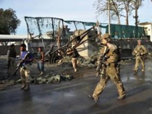 Φωτογραφία για Δεν έχει αποδώσει το «σταθεροποιητικό πρόγραμμα» στο Αφγανιστάν