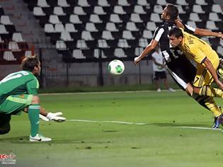 Φωτογραφία για Όνειρο ήταν το Ch. League για τον ΠΑΟΚ, ήττα (0-2) από τη Μέταλιστ