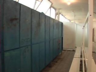 Φωτογραφία για Σε πλήρη... εγκατάλειψη το κολυμβητήριο Μυτιλήνης