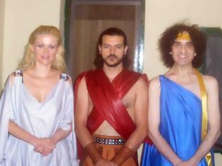 Φωτογραφία για Ιστορική η παρουσίαση της όπερας «Προμηθέας Δεσμώτης» του Παναγιώτη Καρούσου στην Επίδαυρο