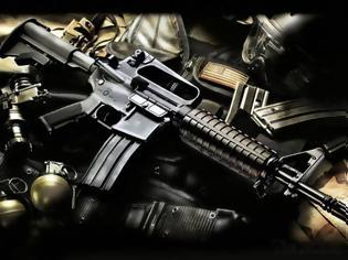 Φωτογραφία για Τα αμερικανικά όπλα «σημαδεύουν» την ειρηνευτική διαδικασία