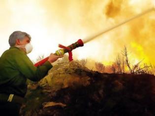 Φωτογραφία για ΣΥΜΒΑΙΝΕΙ ΤΩΡΑ: Υπό έλεγχο η πυρκαγιά στα Κανάλια Μαγνησίας