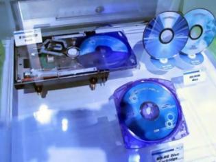 Φωτογραφία για Η Sony ετοιμάζει τον διάδοχο των δίσκων Blu-Ray