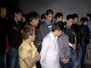 Φωτογραφία για Υπό κράτηση 1.400 μετανάστες που διέμεναν παράνομα στη Μόσχα