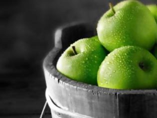 Φωτογραφία για Έχετε πονοκέφαλο; Μυρίστε ένα πράσινο μήλο!