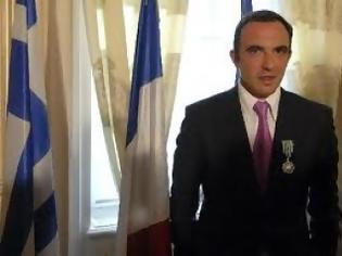 Φωτογραφία για Η Ελλάδα τιμά τον Νίκο Αλιάγα κάνοντάς τον... γραμματόσημο!