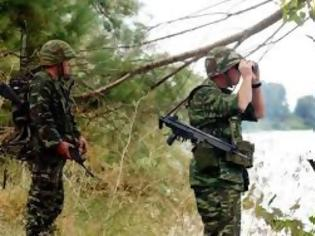 Φωτογραφία για Τούρκοι στρατιώτες διέκοψαν εργασίες στον ποταμό Έβρο