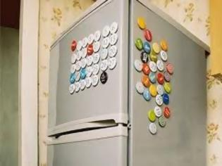 Φωτογραφία για Tα μαγνητάκια στο ψυγείο είναι επικίνδυνα για την υγεία;