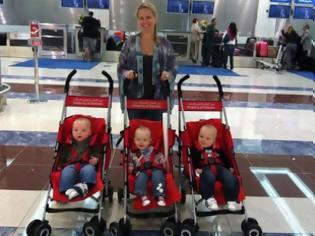 Φωτογραφία για Μετά την τραγωδία ήρθε... η ευτυχία: Γέννησε δίδυμα μητέρα που έχασε τα τρία της παιδιά