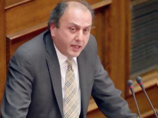 Φωτογραφία για Συνάντηση Ε. Κωνσταντινίδη με τον Υφυπουργό ΥΠΕΚΑ κ. Ασημάκη Παπαγεωργίου