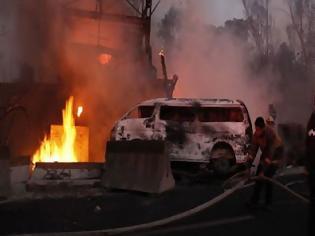 Φωτογραφία για Συρία: 22 νεκροί από έκρηξη σε αποθήκη πυρομαχικών