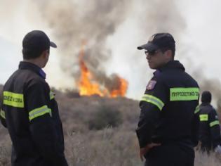 Φωτογραφία για Βρήκαν ποιοι προκάλεσαν τη φωτιά στο Πεδίο Βολής Γουβών