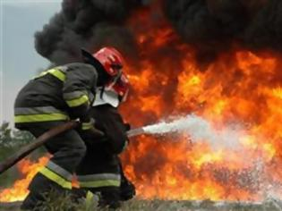 Φωτογραφία για Kαίγονται τα Κύθηρα - Εγκλωβίστηκαν λουόμενοι σε παραλία