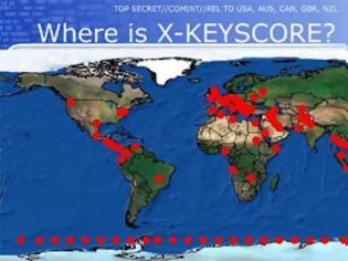 """Φωτογραφία για Το πρόγραμμα XKeyscore της NSA συλλέγει """"σχεδόν τα πάντα που ένας χρήστης κάνει στο διαδίκτυο"""""""