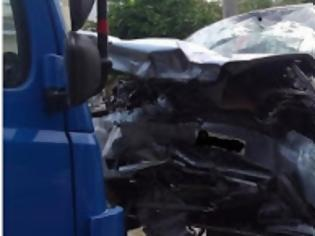 Φωτογραφία για Oι πρώτες εικόνες από τα διαλυμένα αυτοκίνητα μετά το τροχαίο στην Αρτα που κόστισε τη ζωή σε πέντε άτομα