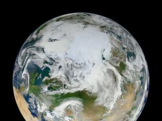 Φωτογραφία για Δείτε τη Γη να... αναπνέει...