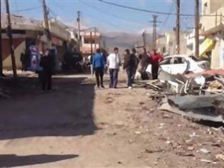 Φωτογραφία για Στους 40 οι νεκροί από την έκρηξη σε αποθήκη πυρομαχικών στη Χομς