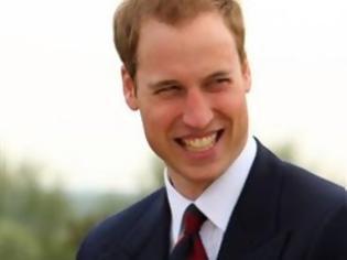 Φωτογραφία για Έδειξαν τον πρίγκιπα Ουίλιαμ ζωγραφισμένο με ένα... ανδρικό μόριο στο κεφάλι του