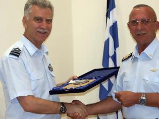 Φωτογραφία για Επίσκεψη του Διοικητή της Διοίκησης Αεροπορικής Εκπαίδευσης της Ιταλικής Πολεμικής Αεροπορίας στη ΔΑΕ