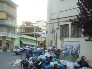 Φωτογραφία για Παραμένουν σε έκτακτη κατάσταση λόγω απορριμμάτων οι δήμοι Πύργου και Αρχαίας Ολυμπίας!