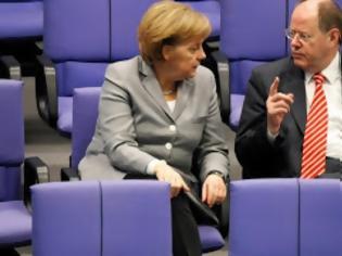 Φωτογραφία για Το 60% των Γερμανών ψηφίζει Μέρκελ για Καγκελάριο
