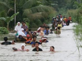 Φωτογραφία για Μιανμάρ: Θανάσιμες πλημμύρες
