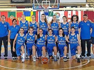 Φωτογραφία για Ευρωμπάσκετ Βουλγαρίας: Ηττα για τις Κορασίδες