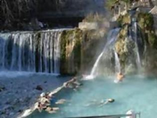 Φωτογραφία για Ιαματικά νερά: τα spa της φύσης