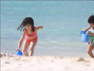 Φωτογραφία για Πως να προλάβετε το ατύχημα του παιδιού στη θάλασσα