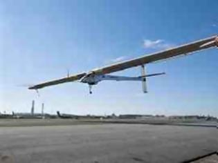Φωτογραφία για Επιστρέφει στην Ελβετια το Solar Impulse