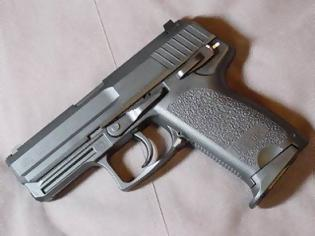 Φωτογραφία για Σύλληψη για κατοχή όπλου