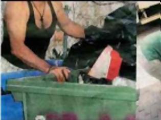 Φωτογραφία για Ζωή μέσα από τα σκουπίδια... Το success story του Σαμαρά...!!!