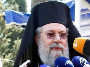 Φωτογραφία για Αρχιεπίσκοπος: Οι υποχωρήσεις του παρελθόντος δεν οδήγησαν σε λύση