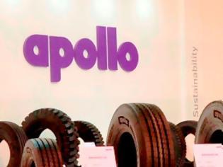 Φωτογραφία για Τα ελαστικά Apollo στην Ελληνική αγορά από την εταιρεία Αδελφοί Σαρακάκη Α.Ε.Β.Μ.Ε.