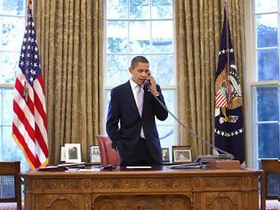 Φωτογραφία για Σταθερότητα και ΑΟΖ στην ατζέντα Σαμαρά για τη συνάντηση με τον Ομπάμα