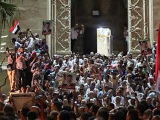 Φωτογραφία για Αίγυπτος: Επαφές για την ειρηνική διευθέτηση των διαδηλώσεων