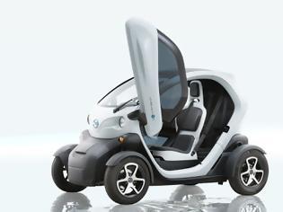 Φωτογραφία για Η Nissan βγάζει σε κυκλοφορία στην Ιαπωνία, το πρωτότυπο New Mobility