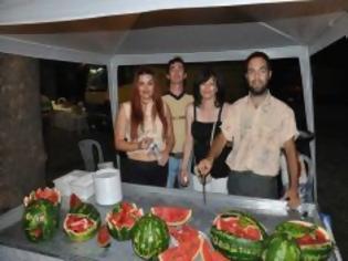 Φωτογραφία για Μοίρασαν 2 τόνους καρπούζια στην 1η «Γιορτή Καρπουζιού» στην Φήκη Τρικάλων