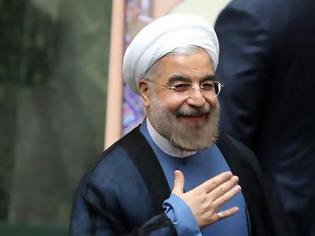 Φωτογραφία για ΡΟΧΑΝΙ Ορκίστηκε ο νέος πρόεδρος του Ιράν
