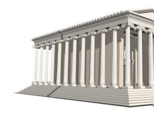Ναός της Αφροδίτης: Ο Παρθενώνας της Θεσσαλονίκης