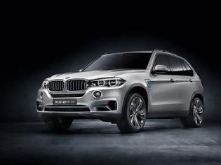 Φωτογραφία για BMW Concept X5 eDrive: Το BMW eDrive συναντά το BMW xDrive