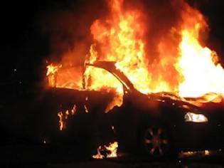 Φωτογραφία για Μεταξουργείο: Φωτιά σε αυτοκίνητο