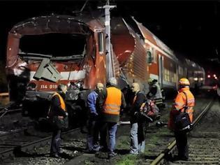 Φωτογραφία για Τρεις νεκροί από εκτροχιασμό τραίνου στη Γερμανία
