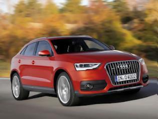 Φωτογραφία για Έρχεται το 2013 το νέο Audi Q4